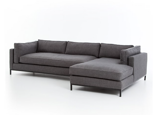 Grammercy 2PC Chaise Sectional