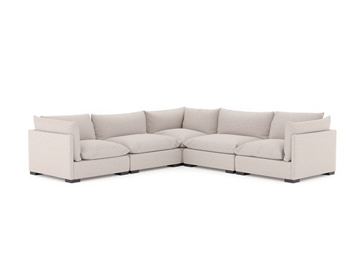 Westwood 5-PC Sectional