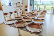 Glenn Lucas woodturning Centre