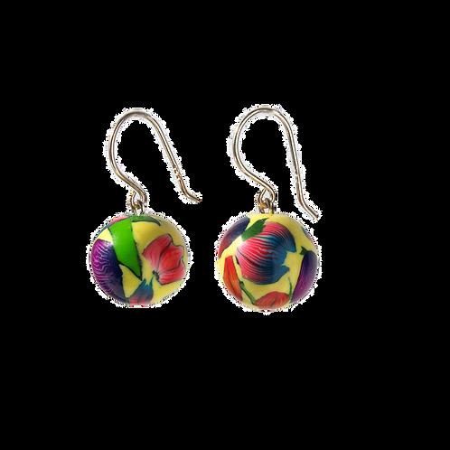 Tulip Garden Earrings