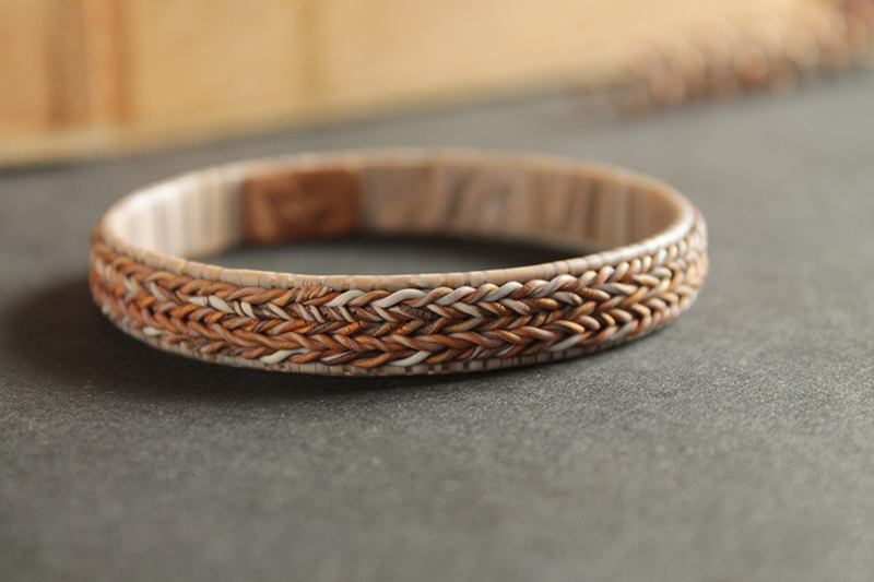 Valg Studio Knit Inspired Bracelet