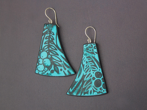 Contemporary Statement Earrings