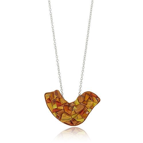 Contemporarty Design Necklace Art Jewellery