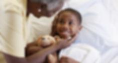 La guérison de grand-mère tactile
