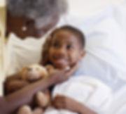 Healing Touch da avó