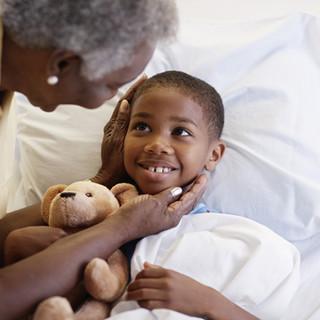 הנחיות להורים כאשר ילדים עם חום גבוה