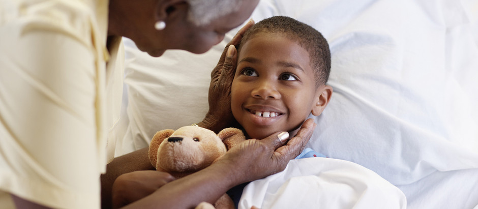 Audio: Acupuncture for Pain Management at UCSF's Benioff Children's Hospital.