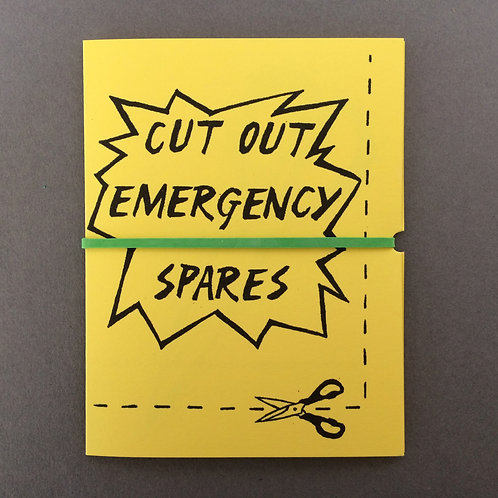 CUT OUT EMERGENCY SPARES