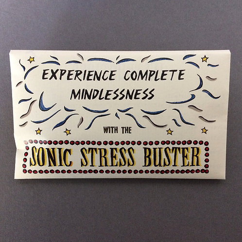 SONIC STRESS BUSTER
