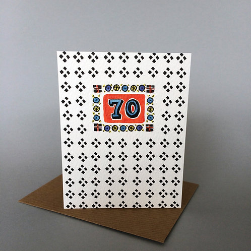 70 PATTERN