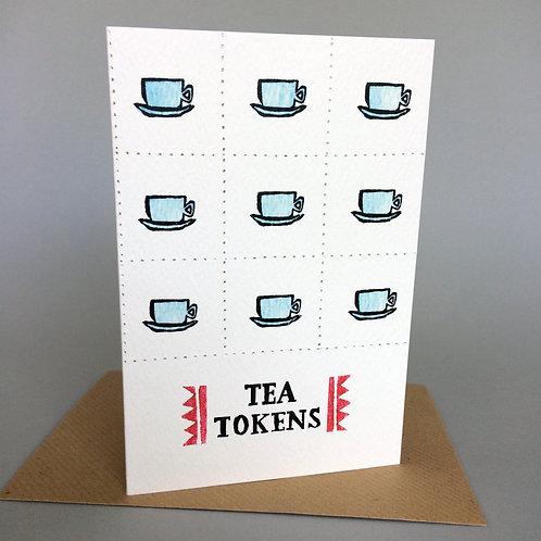 TEA TOKENS