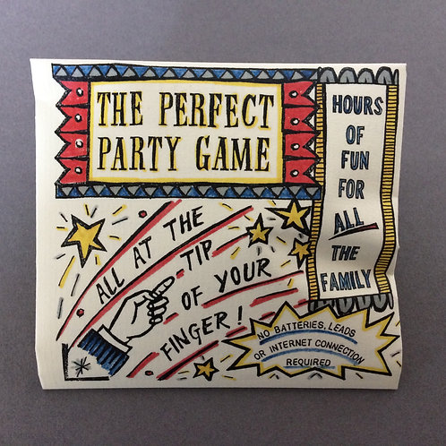 THE PERFECT PARTY GAME
