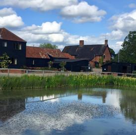 School Farm Reflections