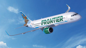 Frontier Airlines Is Launching New Flights to The Bahamas