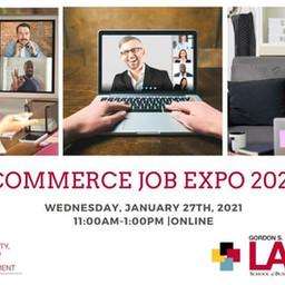LANG Commerce Job Expo 2021