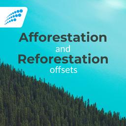 Afforestation and Reforestation Offsetting
