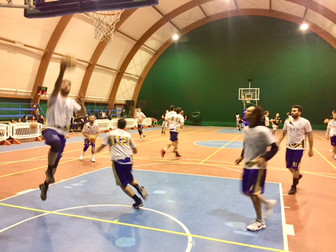 Baket Bee Sermoneta - Jumbo Basket Formia 75-54: prima vittoria per la squadra di Promozione