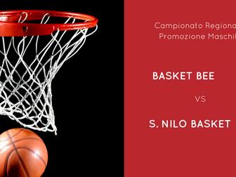 La Promozione Maschile continua a vincere: Basket Bee 57 - S. Nilo Basket 44