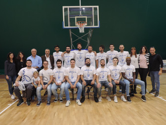 La Serie D vince in casa: Basket Bee 62 - Algarve Torrino  48