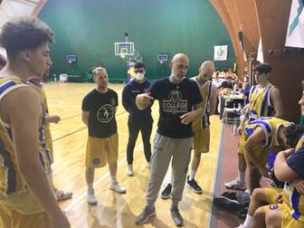 Vittoria per la formazione Senior del Basket Bee Sermoneta nel derby contro l'SMG