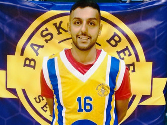 Serie D Basket Bee: Abassi Fehmi si unisce alle api gialloblù