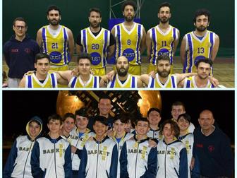 Prima semifinale play off per la Promozione Maschile del Basket Bee