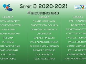 Sorteggiati i Gironi di Serie D: dal 15 Novembre si torna in campo
