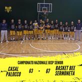 Basket Bee vittorioso nella trasferta con il Casalpalocco al supplementare