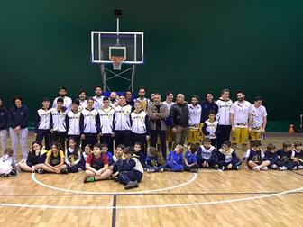 La Promozione Maschile sbanca sul nuovo campo del PalalePrate: Basket Bee 89 - Basket Itri 49