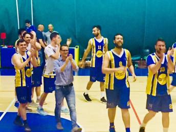 La Promozione vince a Roma e conquista la finale: Atletico Diritti 49 - Basket Bee 52