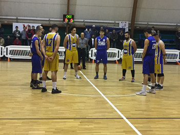 La Serie D vince e rimane al comando della classifica: Basket Bee 74 - 45 Collefiorito