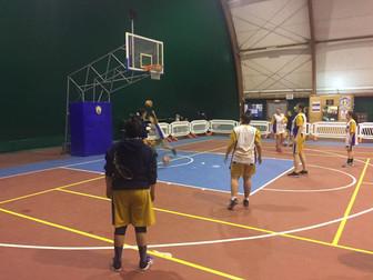 La Serie C passa in casa: Baket Bee 55- Basket Roma 51