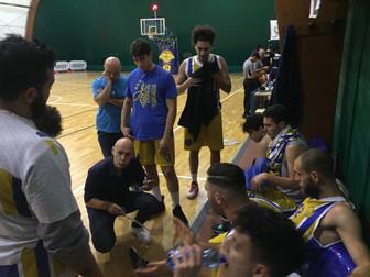 La Serie D vince e resta al comando della classifica con i Castelli Romani: Basket Bee 77 - 60 Atlet