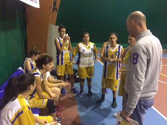 La Serie C Femminile vince contro le prime in classifica: Vis Aurelia 49 Basket Bee 51