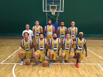 Le api gialloblù vincono ancora: Basket Bee 74 - M.B Sporting Club Maccarese 55