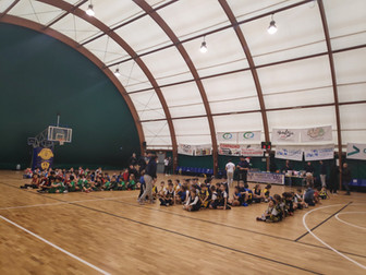 'Torneo di Natale - Categoria Scoiattoli' Basket Bee: vince il Latina Basket