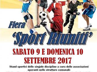 Il Basket Bee Sermoneta vi aspetta il 09 e il 10 Settembre alla Fiera 'Sport Riuniti'