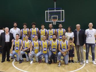 Il Basket Bee Sermoneta è Campione di inverno del girone C della Serie D regionale
