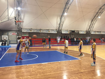 Serie C ufficialmente ai play off: Basket Bee 57 - Montesacro Roma 42