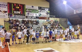 Grande prestazione in finale della Promozione Maschile, ma non basta: Basket Ferentino 71 - Basket B
