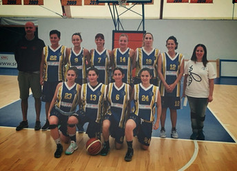 Si conclude il Campionato per la Serie C Femminile: Basket Bee 43 - Stelle Marine 46
