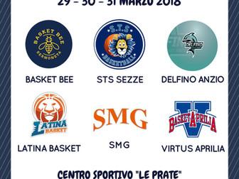 """Il Basket Bee presenta il '4° Torneo di Pasqua - Categoria Scoiattoli"""""""