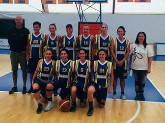 Prima vittoria della stagione: RIM Sport Cerveteri 32 - Basket Bee 52