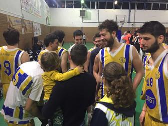 Promozione Maschile, il Basket Bee matematicamente primo: Futura Sport 80 - Basket Bee 88