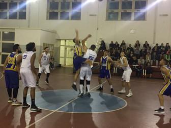 Serie D: seconda vittoria per le api sermonetane. Collefiorito 58 - Basket Bee 67