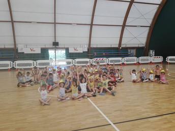 Sport e divertimento: grande successo per il Camp/Colonia del Basket Bee
