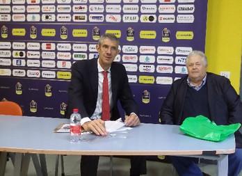 Firmato l'accordo di collaborazione tra Basket Bee e VL Pesaro