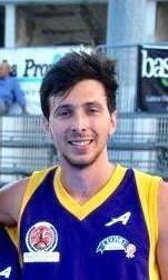 Un caloroso bentornato a Stefano Ross nella squadra di Promozione del Basket Bee Sermoneta