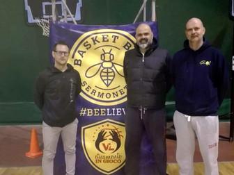 Importanti novità nel settore tecnico del Basket Bee