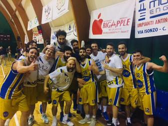 La Promozione vince il Derby d'inizio seconda fase: Basket Bee 68 - 61 Latina 1968